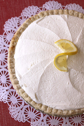 Lemon Silk Pie