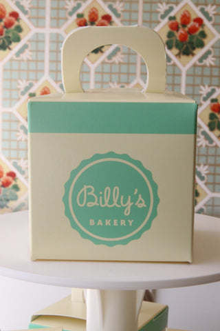 Billy's Bakery Individual Cupcake Box