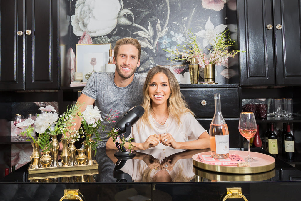 Kaitlyn Bristowe's Ultimate Ladies Lounge + Bedroom Oasis