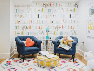 Jillian Harris' Playroom Design Come To Life