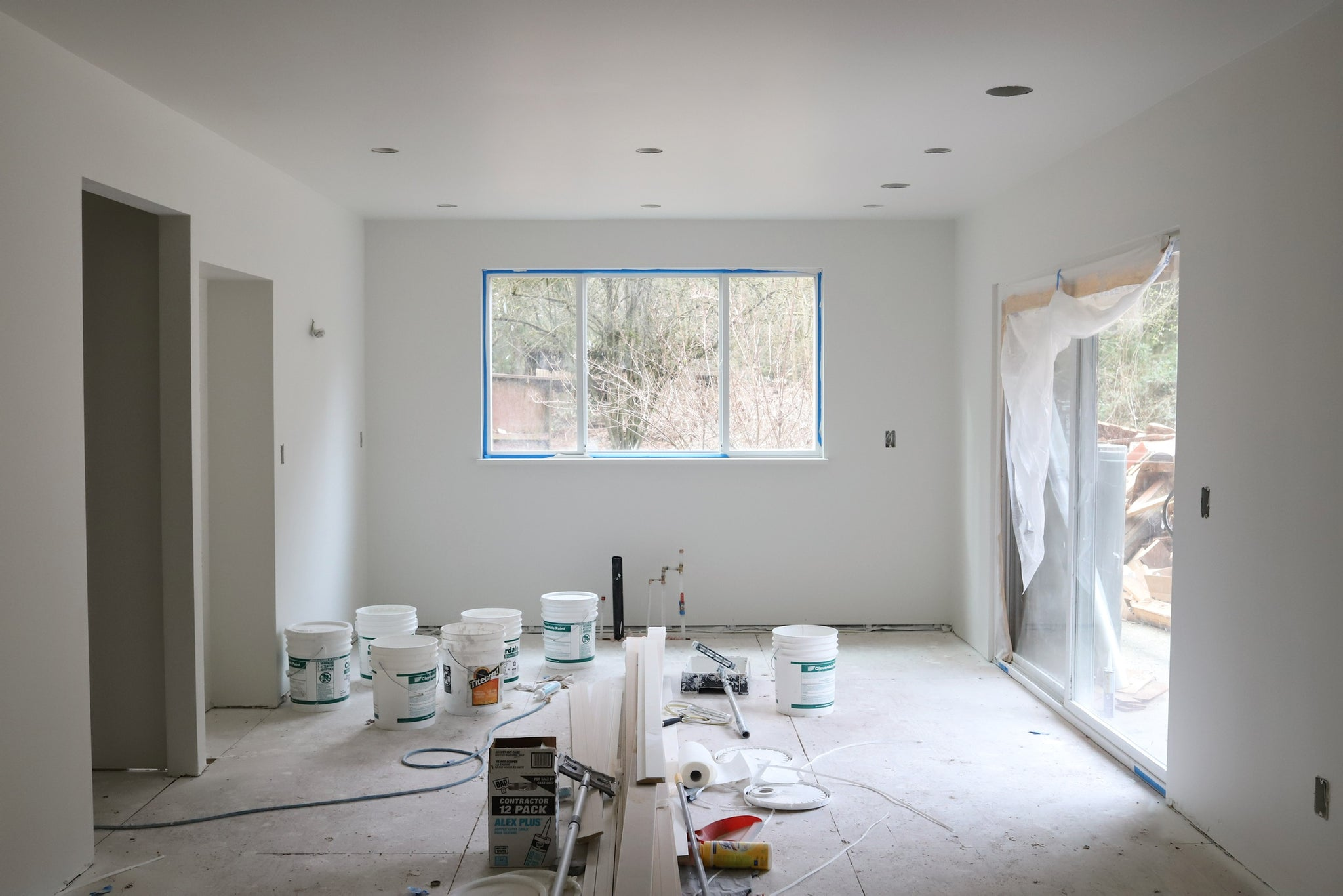 Home Reno Part 2: The In-Between