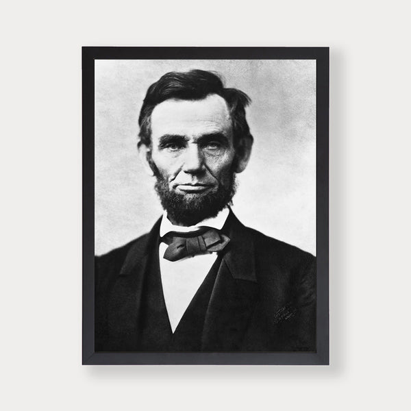 Abraham Lincoln Framed Art Print