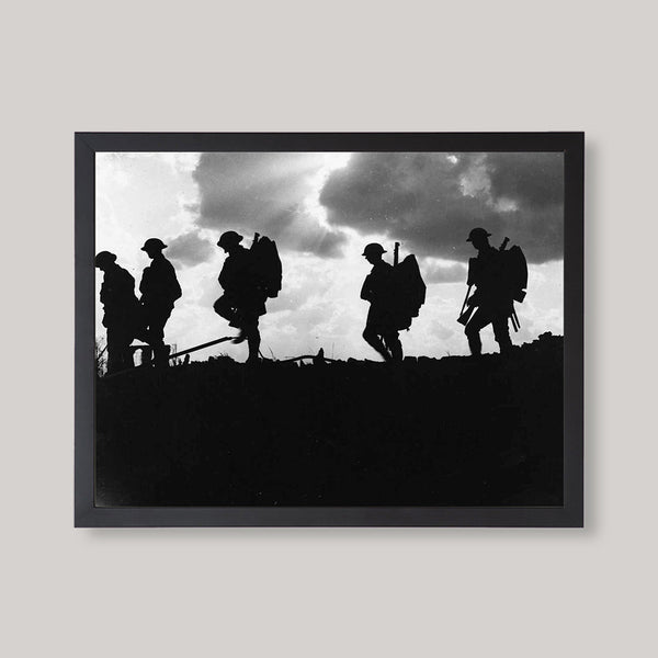 Five Soldiers Photo
