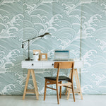 hawaiian wall murals