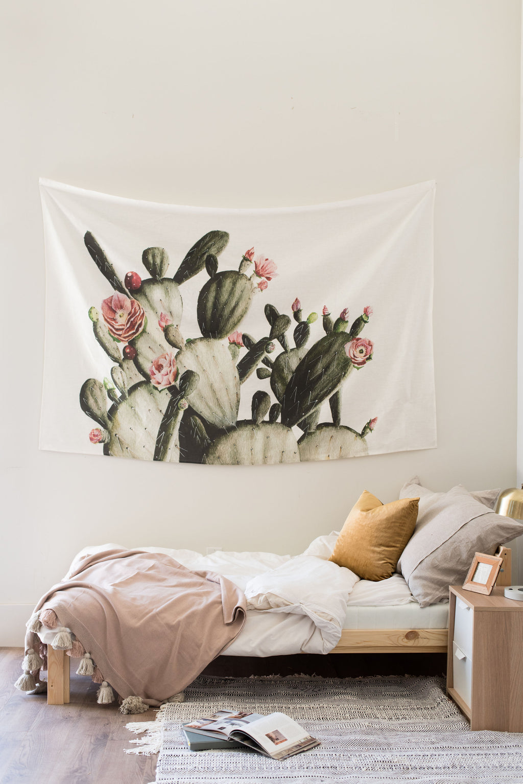 Prickly Pear Tapestry