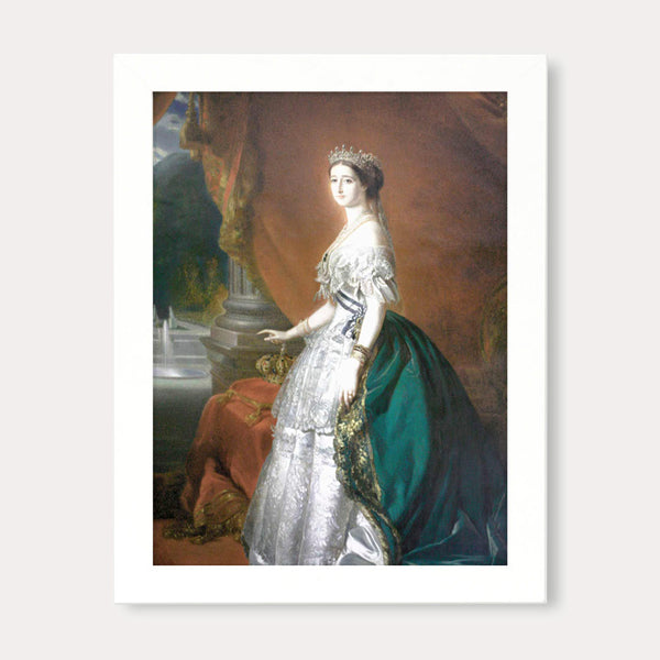 empress eugenie painting
