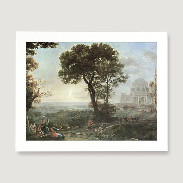 Vintage French Painting