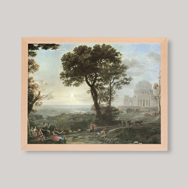 Historic French Landscape