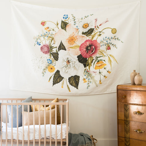 Honey Bloom Tapestry