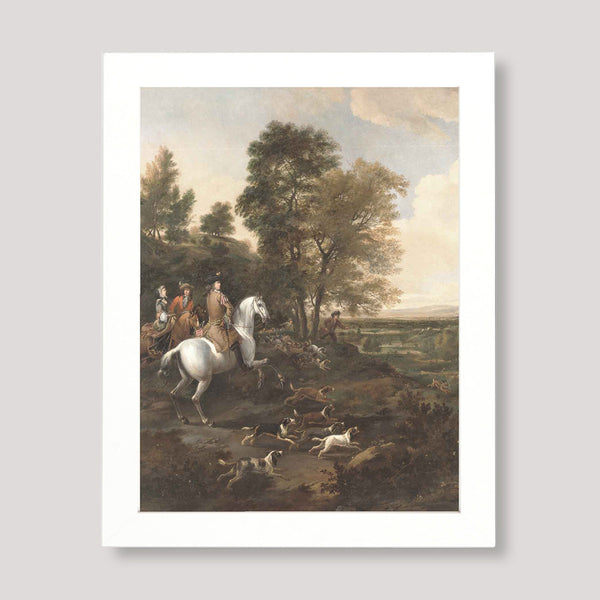 antique art print