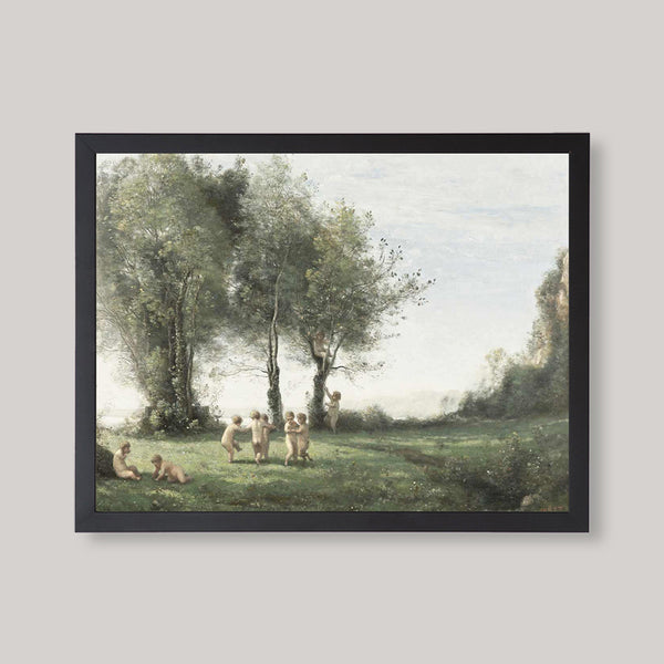 french landscape art
