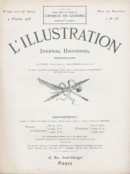 l'illustration poster