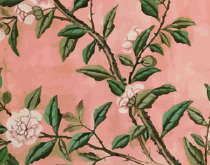 magnolia wallpaper for walls