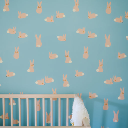 Cottontail Wallpaper