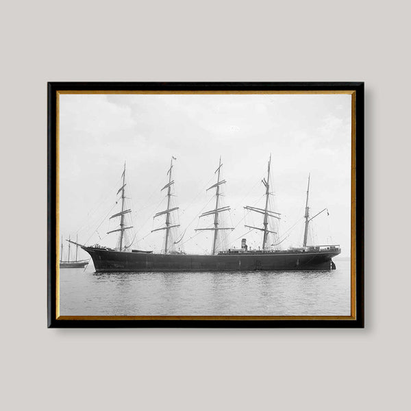 r c rickers sailing ship