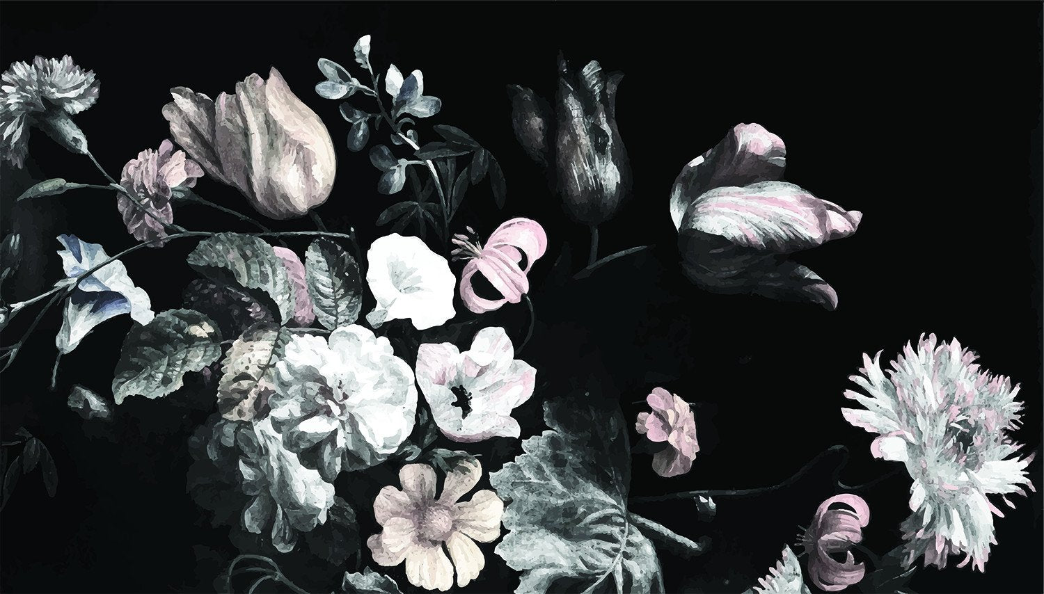 floral wallpaper ruysch