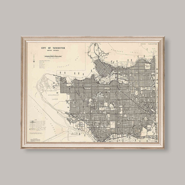 map historic sites vancouver