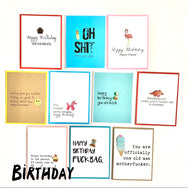 10-Card Value Pack: Birthday Set vol. 2