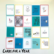 20-Card Value Pack: Cards for a Year (All Occasions)