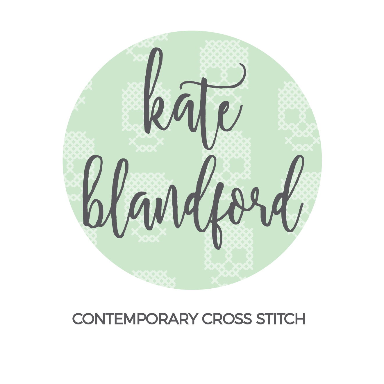 Kate Blandford - cross stitch and stuff