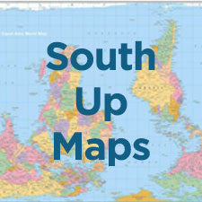 South Up Maps