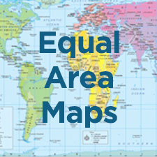 Equal Area Maps Collection