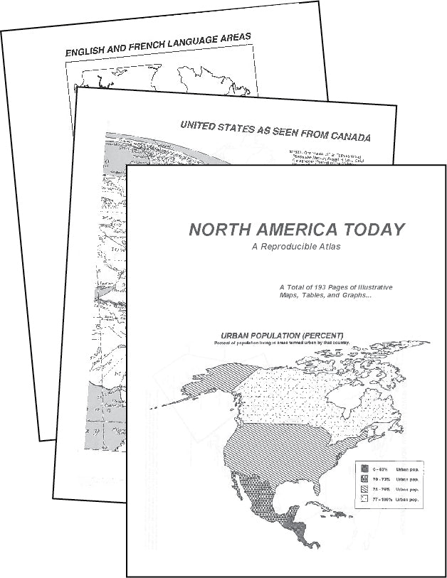 North America Atlas * digital license $39.95 - per location