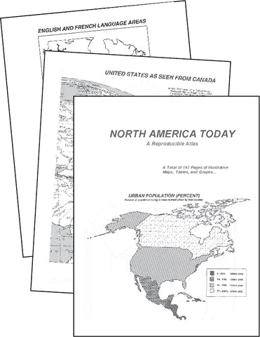 North America Atlas * digital $4.95 download