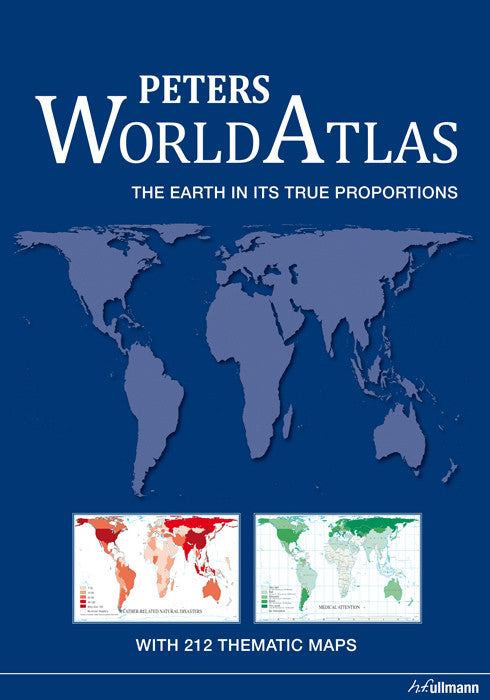 Peters World Atlas: The Earth in its True Proportions