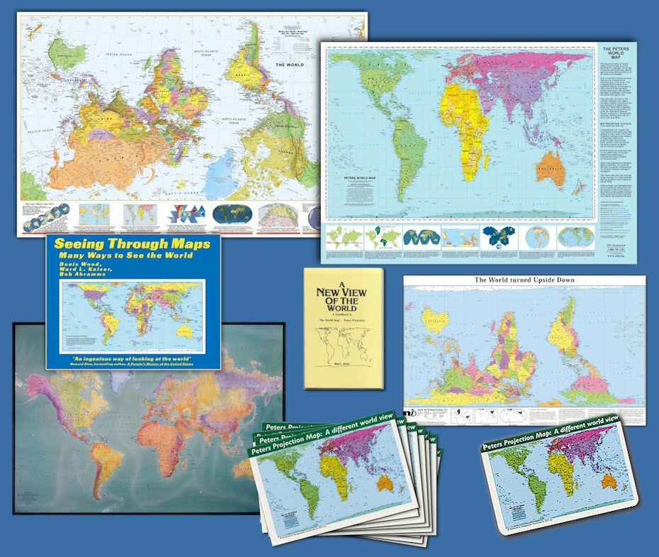 Peters Map Corporate Seminar Pack