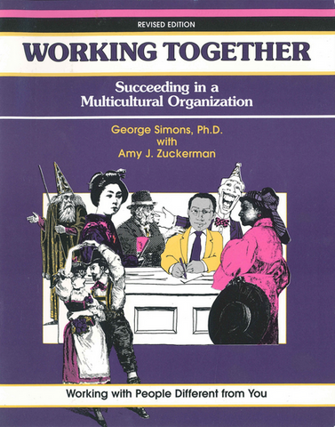Working Together by George F. Simons * diversity resources * digital download * free