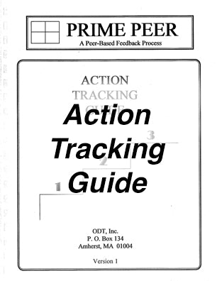 PRIME Peer - Action Tracking Guide * digital free * (Empowerment)