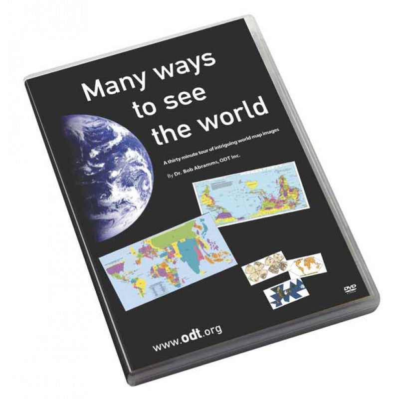 Many Ways to See the World DVD