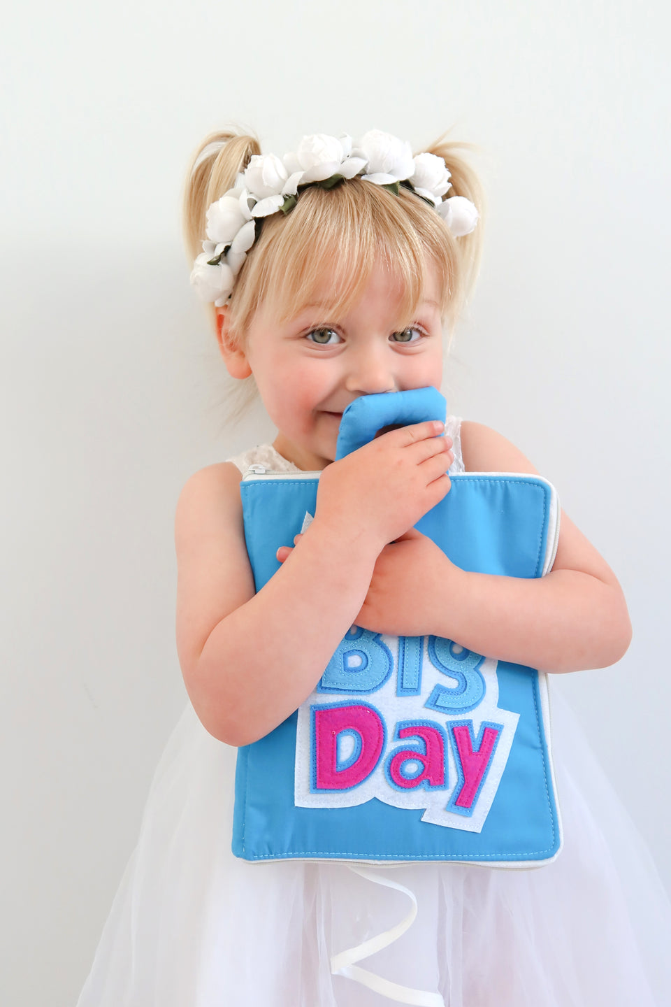 Fabric Activity Book - My Big Day
