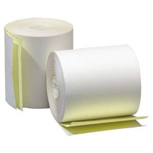 3 x 3 w/y 2 ply -50 rolls per case-Enter promo code at check out for free shipping