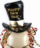 New Years Eve Party Pack #1- Assorted Hats, glasses, and decor items- over 320 items -Free Shipping