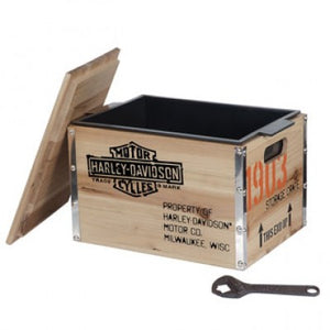Harley Davidson Cooler Crate Set