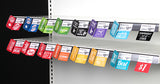 Flex Backing- Shelf Ticket Moulding - 25 units per case