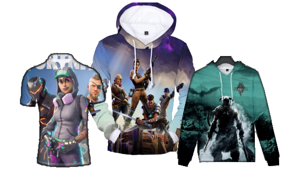 Gamer Shirts & Hoodies