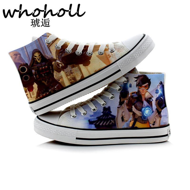 Overwatch Flat Platform Shoes / Sneakers