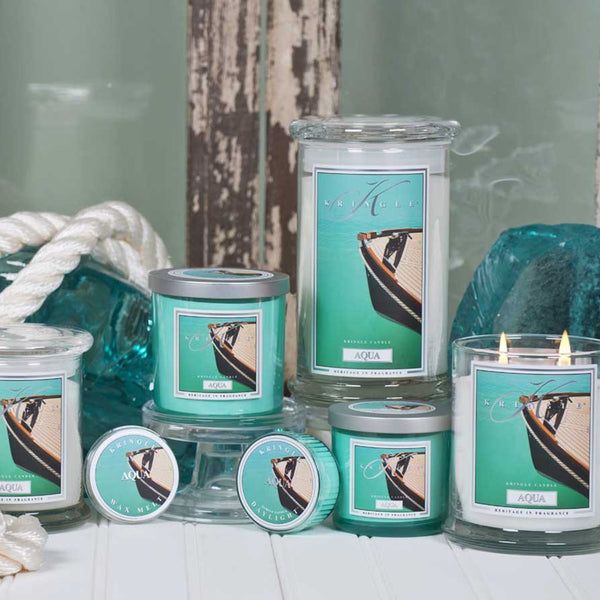 Kringle Candle - Aqua