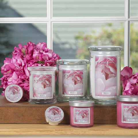 Kringle Candle - Peony
