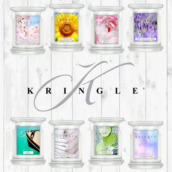 Kringle Candle - Warm Cotton