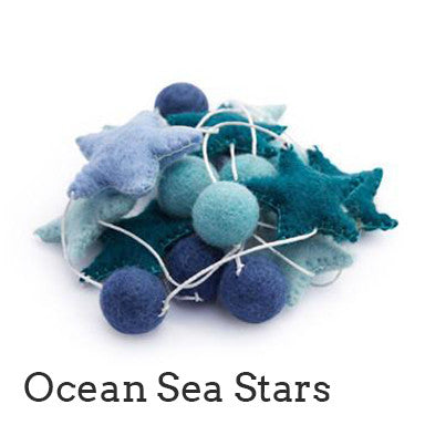 Under The Sea Mini Drop Garlands