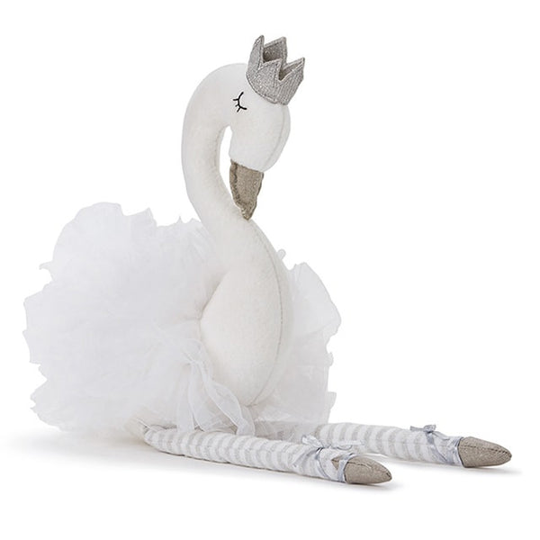 Sophia the Swan Soft Toy