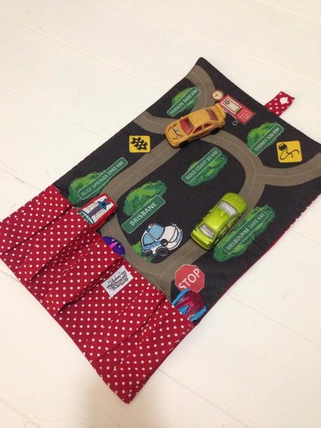 Travel Car Mats