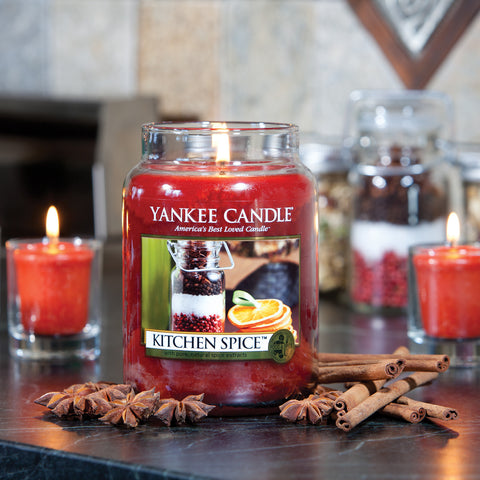 Yankee Candle - Kitchen Spice