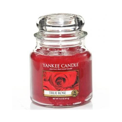 Yankee Candle - True Rose