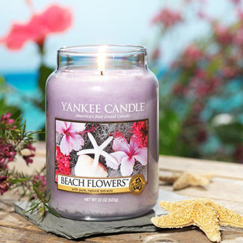 Yankee Candle - Beach Flowers
