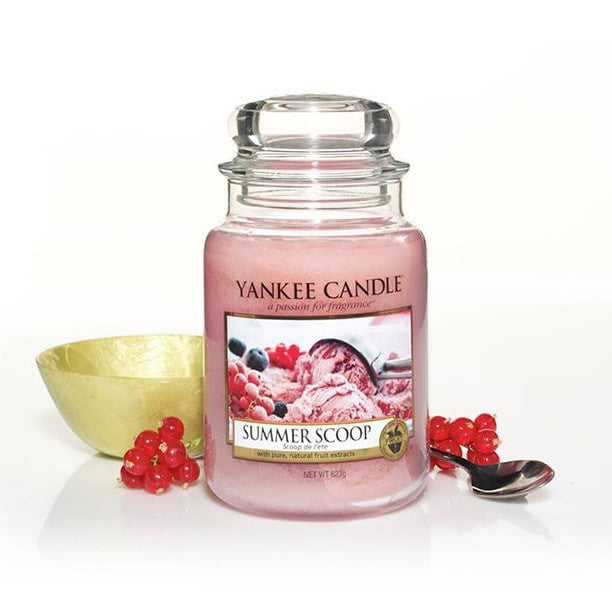 Yankee Candle - Summer Scoop